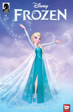 Image: Disney Frozen: Breaking Boundaries #1 (variant cover - Francisco) - Dark Horse Comics