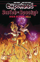 Image: Empowered & Sistah Spooky's High School Hell SC  - Dark Horse Comics