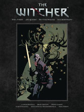 Image: Witcher Library Edition HC  - Dark Horse Comics