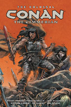 Image: Colossal Conan the Cimmerian HC  - Dark Horse Comics