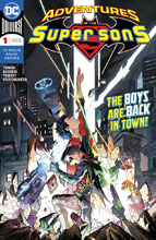 Image: Adventures of the Super Sons #1 - DC Comics