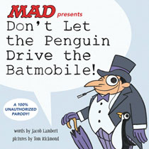 Image: Don't Let the Penguin Drive the Batmobile HC  - DC Comics