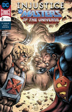 Image: Injustice vs. He-Man & The Masters of the Universe #2 - DC Comics