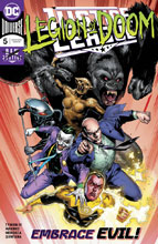 Image: Justice League #5 - DC Comics