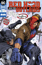 Image: Red Hood and the Outlaws #25 - DC Comics