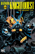 Image: Batman Knightquest: The Crusade Vol. 01 SC  - DC Comics