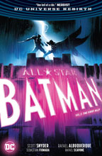 Image: All-Star Batman Vol. 03: The First Ally SC  - DC Comics