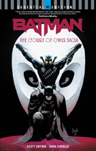 Image: Batman: The Court of Owls Saga - Essential Edition SC  - DC Comics