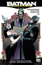 Image: Batman: Preludes to the Wedding SC  - DC Comics