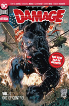 Image: Damage Vol. 01: Out of Control SC  - DC Comics