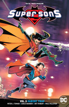 Image: Super Sons Vol. 03: Parent Trap SC  - DC Comics