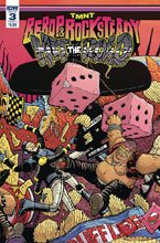 Image: Teenage Mutant Ninja Turtles: Bebop Rocksteady - Hit the Road #3 (cover A - Pitarra) - IDW Publishing