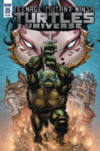 Image: Teenage Mutant Ninja Turtles Universe #25 (cover A - Williams) - IDW Publishing