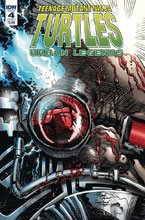 Image: Teenage Mutant Ninja Turtles: Urban Legends #4 (cover A - Fosco) - IDW Publishing