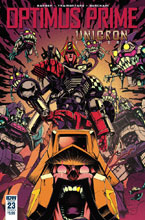 Image: Optimus Prime #23 (cover A - Zama) - IDW Publishing