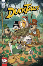 Image: Ducktales #12 (cover A - Fontana) - IDW Publishing