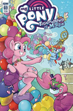 Image: My Little Pony: Friendship Is Magic #69 (cover A - Kuusisto) - IDW Publishing