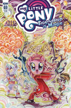 Image: My Little Pony: Friendship Is Magic #69 (cover B - Richard) - IDW Publishing
