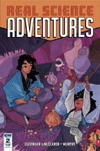 Image: Real Science Adventures: Nicodemus Job #2 (cover A - McClaren) - IDW Publishing