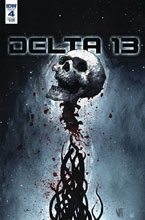 Image: Delta 13 #4 - IDW Publishing