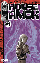 Image: House Amok #1 (cover A - McManus) - IDW Publishing