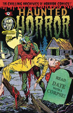 Image: Haunted Horror #35 - IDW Publishing