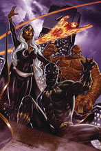 Image: Fantastic Four #1 (variant Return of Fantastic Four cover - Brooks) - Marvel Comics