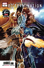 Image: Extermination #1 - Marvel Comics
