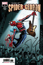 Image: Edge of Spidergeddon #1 - Marvel Comics