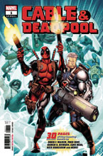Image: Cable & Deadpool Annual #1 - Marvel Comics
