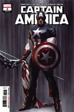 Image: Captain America #2 - Marvel Comics
