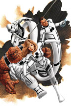 Image: Amazing Spider-Man #3 (variant Return of Fantastic Four cover - Epting) - Marvel Comics
