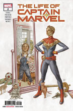 Image: Life of Captain Marvel #2 - Marvel Comics