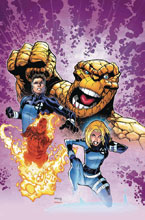Image: Life of Captain Marvel #2 (variant Return of Fantastic Four cover - Ramos) - Marvel Comics