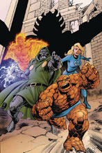 Image: Marvel Two-In-One #9 (variant Return of Fantastic Four cover - Davis) - Marvel Comics