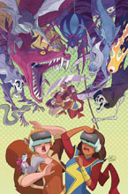 Image: Marvel Rising: Ms. Marvel / Squirrel Girl #1 - Marvel Comics