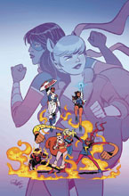 Image: Marvel Rising: Ms. Marvel / Squirrel Girl #1 (variant cover - Charretier) - Marvel Comics