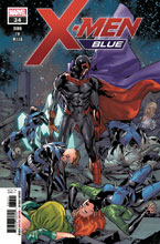 Image: X-Men Blue #34 - Marvel Comics