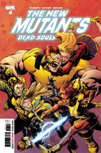 Image: New Mutants: Dead Souls #6 - Marvel Comics