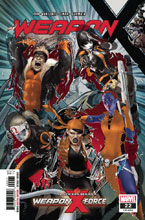 Image: Weapon X #22 - Marvel Comics