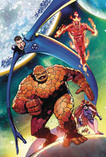 Image: Deadpool #3 (variant Return of Fantastic Four cover - Liefeld) - Marvel Comics