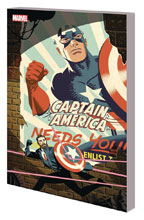 Image: Captain America by Mark Waid: Promised Land SC  - Marvel Comics