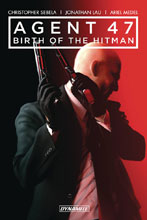 Image: Agent 47 Vol. 01: Birth of Hitman GN  - Dynamite