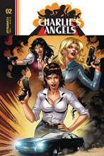 Image: Charlie's Angels #3 (cover A - Cifuentes) - Dynamite