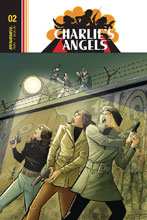 Image: Charlie's Angels #3 (cover B - Eisma) - Dynamite