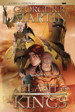 Image: Game of Thrones: Clash of Kings #14 (cover B subscription - Rubi)) - Dynamite