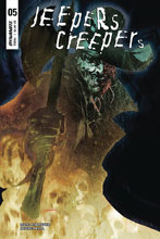 Image: Jeepers Creepers #5 (cover A - Sayger) - Dynamite