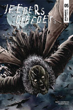 Image: Jeepers Creepers #5 (cover B - Baal) - Dynamite