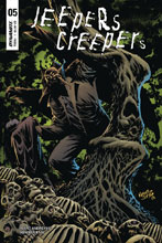 Image: Jeepers Creepers #5 (cover C - Jones) - Dynamite