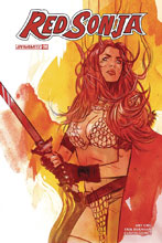 Image: Red Sonja #20 (cover B - Lotay) - Dynamite